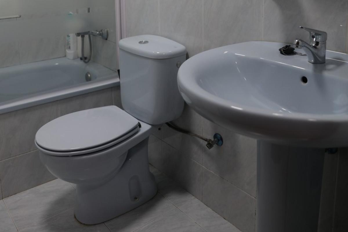 Apartamento con baño Portolux